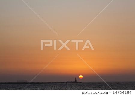 夕陽 14754194