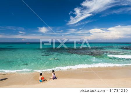 盛夏的海灘 14754210
