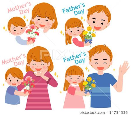 父親節·母親節 14754336