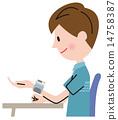 blood, pressure, measurement 14758387