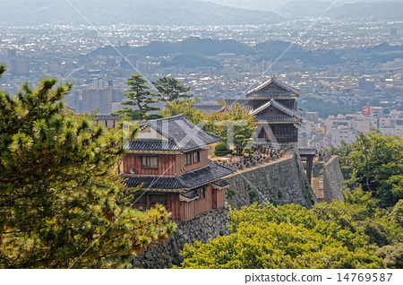 마쓰야마 성 14769587