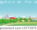 พื้นหลัง,เมือง,ถนน 14773975