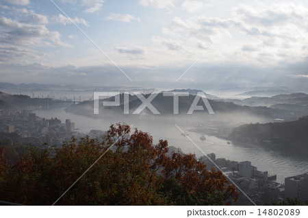 Shimanami Kaido of the Sea of Clouds 14802089