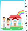 groom, new, home 14802727