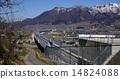 Hokuriku Shinkansen Takashiyama background 14824088
