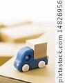 卡車 拖車 運輸業 14826956