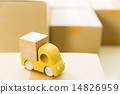 卡車 拖車 運輸業 14826959