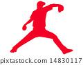 左撇子投手 14830117