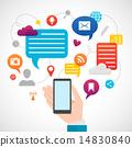 network media mobile 14830840