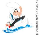 渔船 渔夫 费希尔 14850571