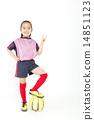 축구 여자 14851123