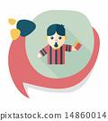 足球 裁判員 ICON 14860014