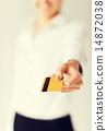 信用 信用卡 卡片 14872038