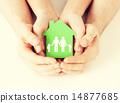 孩子 小孩 房屋 14877685