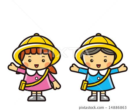 幼儿园的孩子 14886863