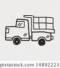 Doodle Toy car 14892223