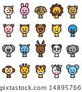 一組 圖標 Icon 14895766