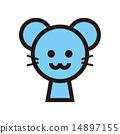 vector, vectors, mouse 14897155