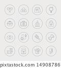 pet line icon 14908786