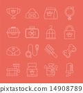 pet line icon 14908789