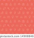 图标 宠物 线条 14908846