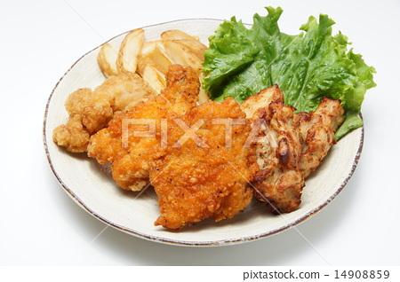 Fried chicken 14908859