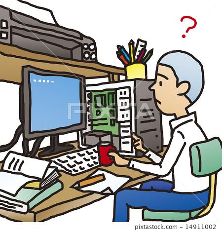 PC trouble 14911002