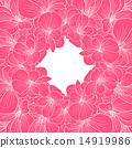 花 背景 花朵 14919986