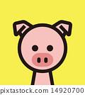 動物 14920700