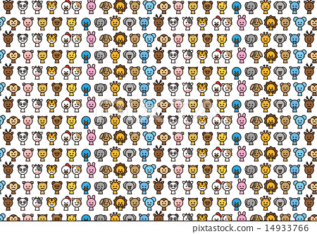 動物圖案 14933766