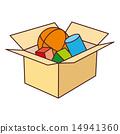 กล่องของเล่น 14941360
