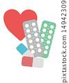 medicine, tablet, pill 14942309