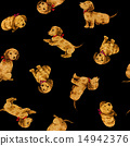 样式 动物 狗 14942376