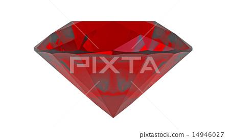 Red diamond ruby 14946027