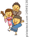 festival, yukata, grilled 14949136