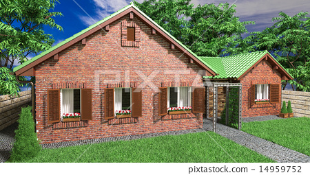 private house 14959752