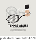 Breaking Down Tennis Abuse 14964278