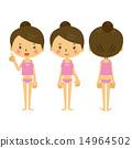 女士們穿著內衣圖 14964502
