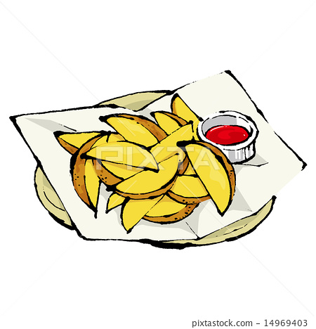 French fries 14969403