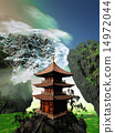 buddhist temple 14972044