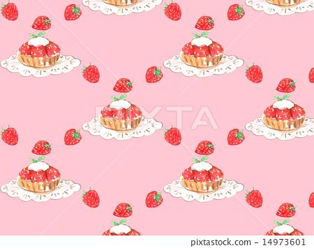Фон торт