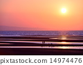 matama coast, sunsets, sunset 14974476