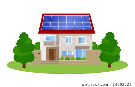 獨立式住宅 房子 房屋 14992322