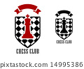 king emblem shield 14995386