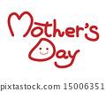 英文字母 贺卡 母亲节 15006351