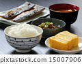 Japanese breakfast 15007906