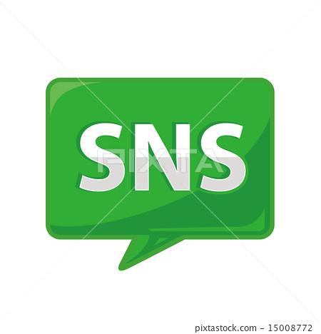 SNS图标 15008772