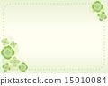 三葉草框架 15010084