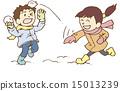 人 雪球大戰 雪球 15013239