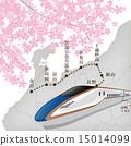 櫻花 櫻 地圖 15014099